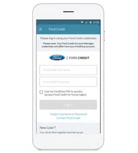 fordpass mobile app