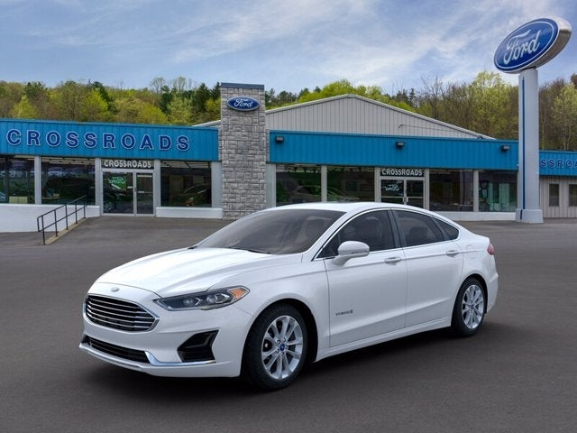 2019 ford fusion hybrid sel in ravena ny albany ny ford fusion crossroads ford ravena. Black Bedroom Furniture Sets. Home Design Ideas