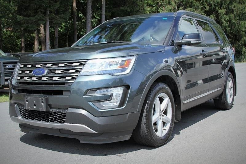 2016 Ford Explorer Xlt 4dr Suv In Ravena Ny Crossroads