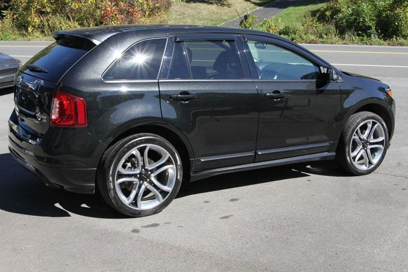 Ford Edge Sport Awd Dr Crossover In Ravena Ny Ny Crossroads Ford