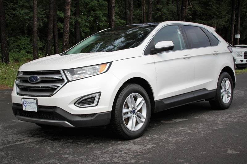 Ford Edge Sel Awd Dr Crossover